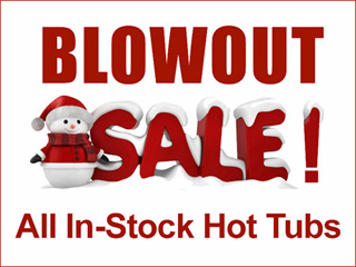 Hot Spring Hot Tub Sale!
